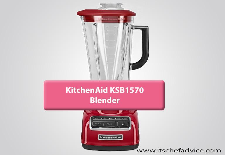 kitchenAid KSB1570 blender