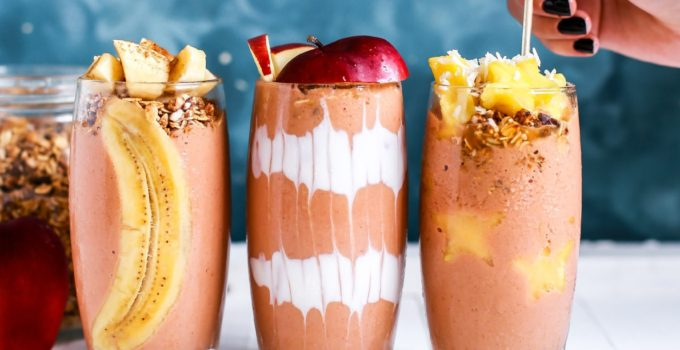 delicious smoothies